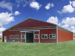 Custom Pole Barn Homes Pole Barns This N That Amish Outlet