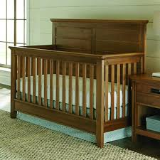 Westwood Convertible Crib Westwood Stella Oak Park Convertible Crib Cullen S Babyland