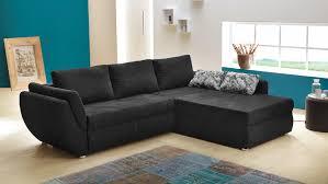 sofa schwarz taifun ecksofa sofa schwarz bettfunktion