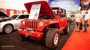 sema jeep grand cherokee jeep grand cherokee overland european pricing announced