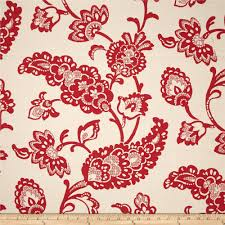 Discount Home Decor Fabric Online Waverly Williamsburg Pelham Pomegranate Jacquard Jewel Discount