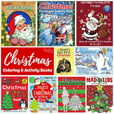 christmas coloring activity books for kids rhythms of play