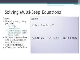 mat 150 algebra u2013 class 5 topics solving linear equations solve