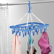 photo hanger clips amazon com whitmor clip and drip hanger hanging drying rack 26