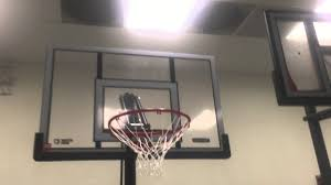 basketball hoop installation by furniture assembly experts