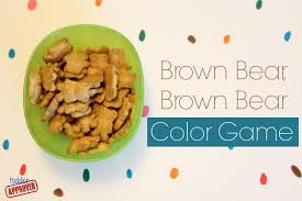 toddler approved brown bear brown bear color game for preschoolers