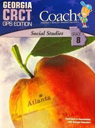 georgia crct coach social studies grade 8 cypress curriculum