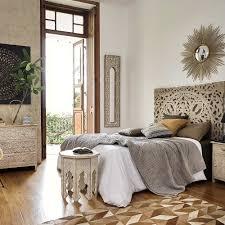 chambre style ethnique style ethnique chic d cryptage avec deco chambre bois
