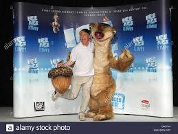 comedian otto waalkes ice age character u0027sid u0027 pose press