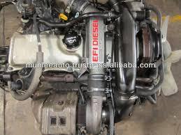 4 Runner Diesel Jdm Used Engine 2lte Turbo Diesel Engine Auto Trans Ecu For Car