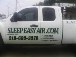 Air Comfort Solutions Tulsa Sleep Easy Air Heating U0026 Air Conditioning Hvac 1329 N Yale Ave