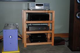 Audio Video Rack Systems Custom High End Audio Stereo Racks Amp Stands Speaker Stands And