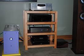 Audio Racks Custom High End Audio Stereo Racks Amp Stands Speaker Stands And