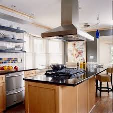 installing kitchen island 48 best i s l a n d range hoods images on range hoods