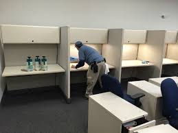 Office Cubicle Wallpaper by Cubicle Panel Cleaning Woburn Ma