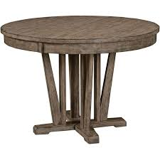 kincaid dining room sets buy the kincaid foundry round dining table kc 59 052 at carolina