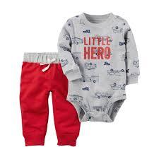 Notre Dame Infant Clothes Boy Carter U0027s
