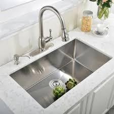 30 Inch Drop In Kitchen Sink Vapsint Modern 30 Inch Stainless Steel Undermount Single Bowl
