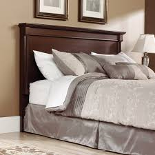 King Headboard by Sauder Palladia King Headboard Finishes Walmart