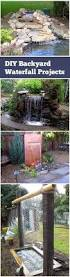 Backyard Water Fountain by Top 25 Best Backyard Waterfalls Ideas On Pinterest Garden