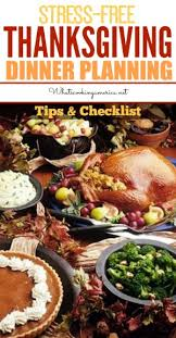 What Does Thanksgiving Really Mean Stress Free Thanksgiving Dinner Planning What U0027s Cooking America