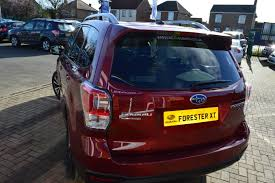 Subaru Forester Estate 2 0 Xt 5d Lineartronic For Sale Parkers