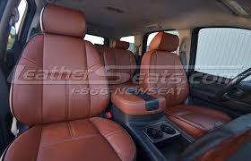 2007 Chevy Tahoe Ltz Interior Chevrolet Tahoe Leather Interiors