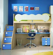 letto a con scrivania letto a con scrivania integrata e scala contenitore vari