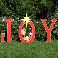 nativity outdoor nativity printed yard sign outdoor nativity sets