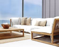 Patio Furniture Review Attractive Modern Teak Outdoor Furniture Modern Teak Outdoor