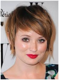 hairstyle for heavier face on woman flattering haircuts for round face heavy set women short for