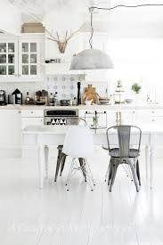 180 best all white interiors images on pinterest live home and all white kitchen cuisine toute blanche