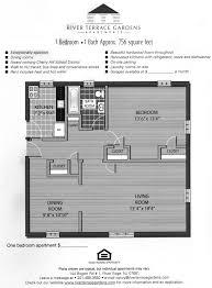 Convenience Store Floor Plans River Terrace Gardens Rental Information
