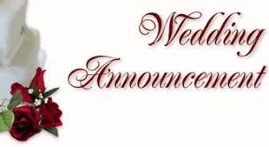 wedding announcement santa barbara news press wedding announcement form