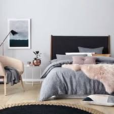 The  Best Black Headboard Ideas On Pinterest Black Bedroom - Scandinavian design bedroom furniture