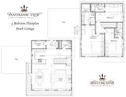 3 bedroom cabin floor plans 1 bedroom cottage floor plans beach amazing simple two story house