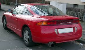eclipse mitsubishi 1998 file mitsubishi eclipse rear 20080124 jpg wikimedia commons