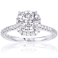 Halo Wedding Rings by Halo Engagement Rings