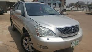 lexus rx330 nairaland 2005 lexus rx330 first body very neat 3 6 autos nigeria