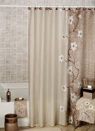 Large Shower Curtains Designer Fabric Shower Curtains Useful Reviews Of