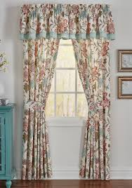 waverly jacobean flair window treatments belk