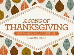 a song of thanksgiving christian powerpoint fall thanksgiving