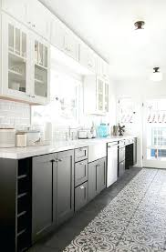white upper kitchen cabinets bottom cabinets phaserle com