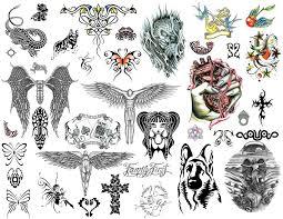 tattoo designs sample sheet by jsharts on deviantart