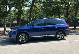 nissan pathfinder us news car pro 2017 nissan pathfinder platinum test drive