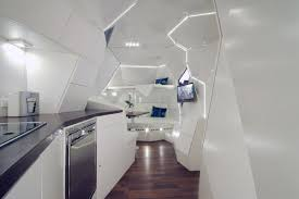 Rv Interiors Images The Coolest Modern Rvs Trailers And Campers Design Milk