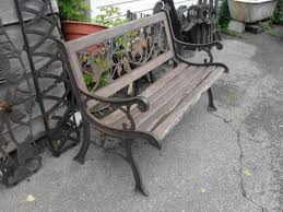 Cast Bench Ends Cast Iron Bench Ends And Decorative Parts U2013 Green Spot Antiques
