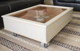 coffee table outstanding wood and metal coffee table designs