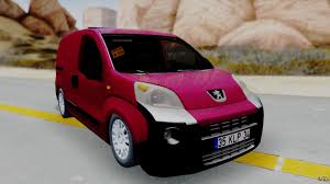peugeot bipper van peugeot bipper for gta san andreas