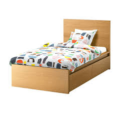 Malm Bed Frame Ikea Malm Bed Frame Ood Ill Single White High Review King Size